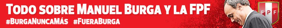 Todo sobre Manuel Burga y la FPF