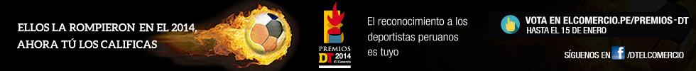 Premios DT 2014