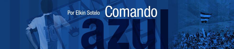 Comando azul