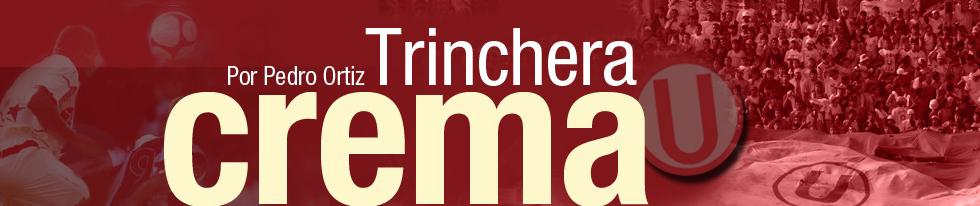 Trinchera crema